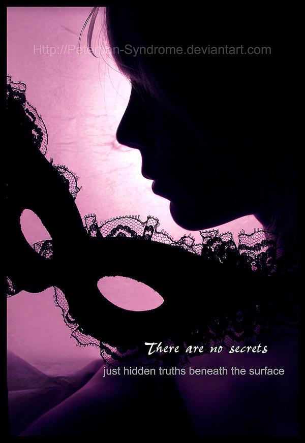 Secrets.. by PeterPan-Syndrome