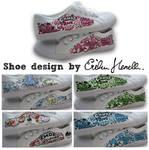 Shoe design now for sale