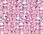 Pink Pokemon Wallpaper