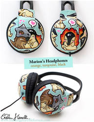 Marions Headphones