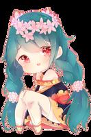 C:: Flower nugget by rwaynsu