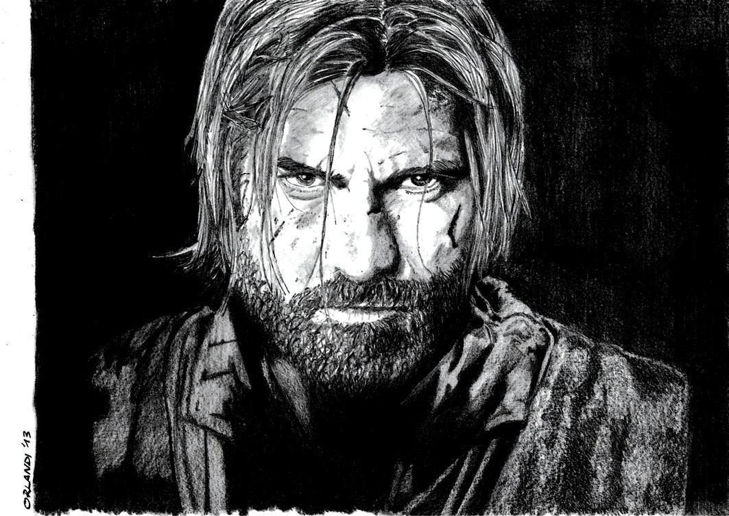 Game of Thrones (Part 9) - Jaime Lannister by DavideOrlandi