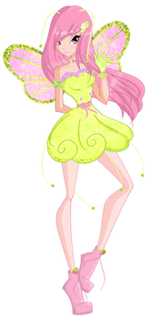 Candice Fairy of Insects and Flower : Mariposix !