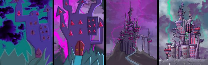 Trix Life : Evolution of Cloud Tower !