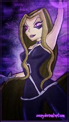 Darcy Queen of Darkness
