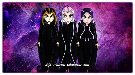Trix Life : Irresistible Darkness avaible now !