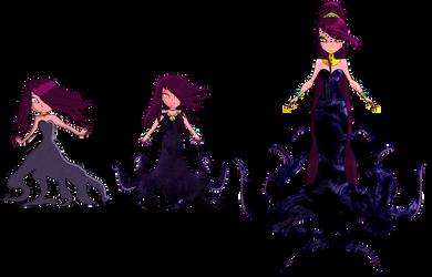 Trix Life : Evolution of Kalus, Octopus Version