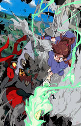 Little Witch Academia Boss Battle