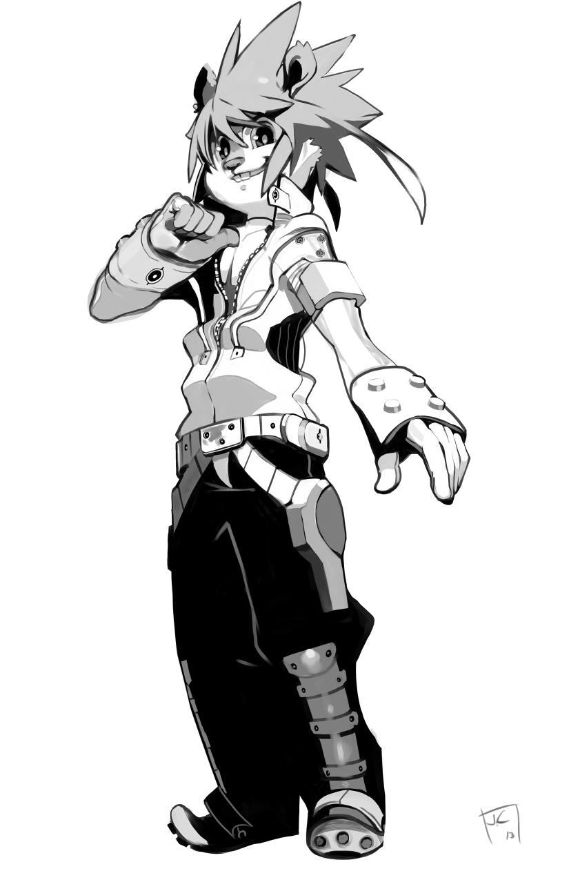 Deviantart Character Design Commission : Character design commission thedreaper by overlordjc on