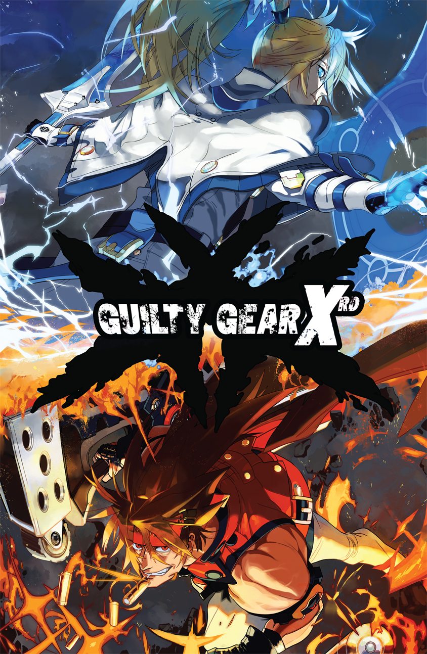 Guilty Gear Xrd by OverlordJC