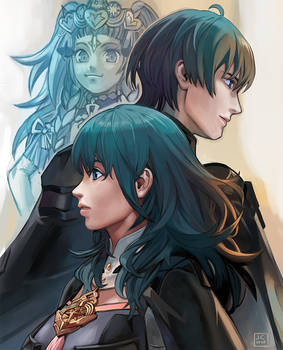 Daily Illustration: Fire Emblem