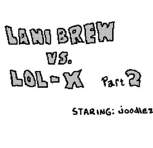 Lani Boss fight part two by OverlordJC