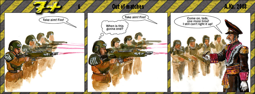 Funny 40K 7__N6___Out_of_matches___by_AKB8