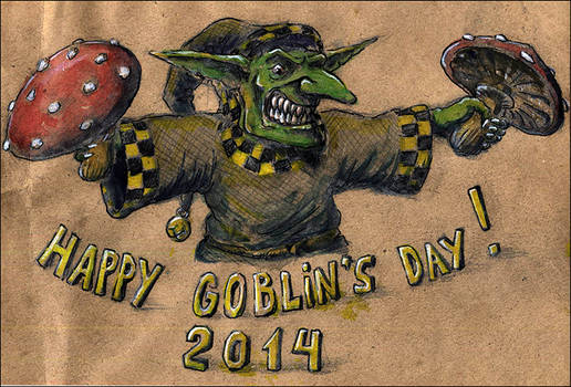 Happy Goblins Day!