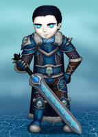 Highlord Ariox by SaradoraArt