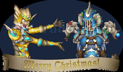 Commission - Merry DKmas