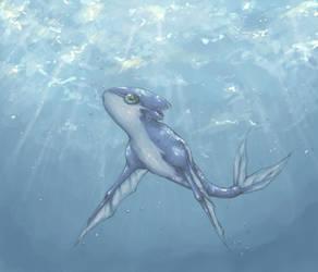 Underwater Liveren by white-angel-ariah