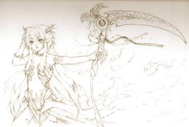 -Scarlet Devil- Sketch