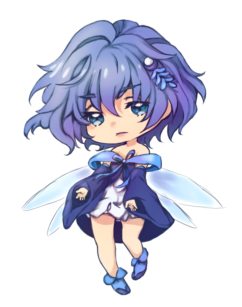 ~WIXOSS~ Chibi Piruluk by white-angel-ariah