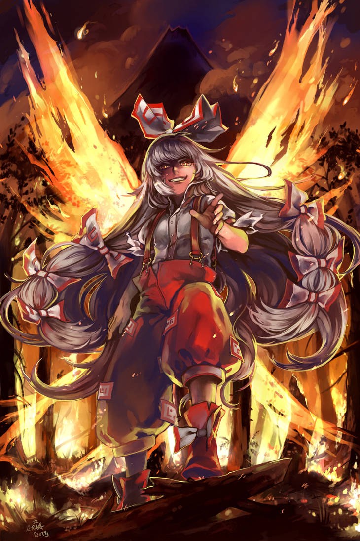 ~IMMORTAL FLAME MOKOU~