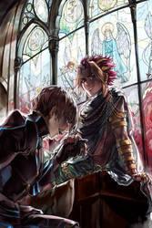 Illustration Commission: Pride