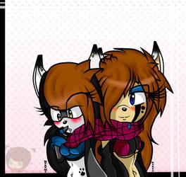 :.karla and kurumi.: