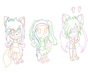 Adoptables Wip
