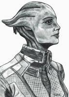 Liara T'Soni | Mass Effect 3