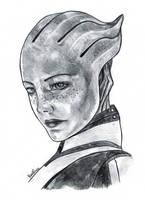 Liara T'Soni | Mass Effect