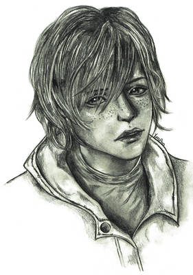 Heather Mason | Silent Hill 3