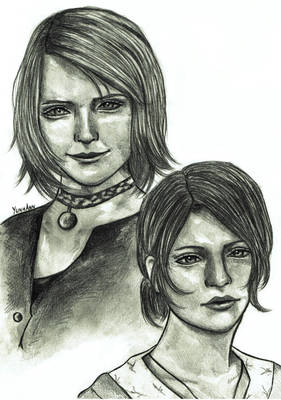 Mary and Maria | Silent Hill 2