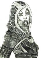 Tali'Zorah | Mass Effect
