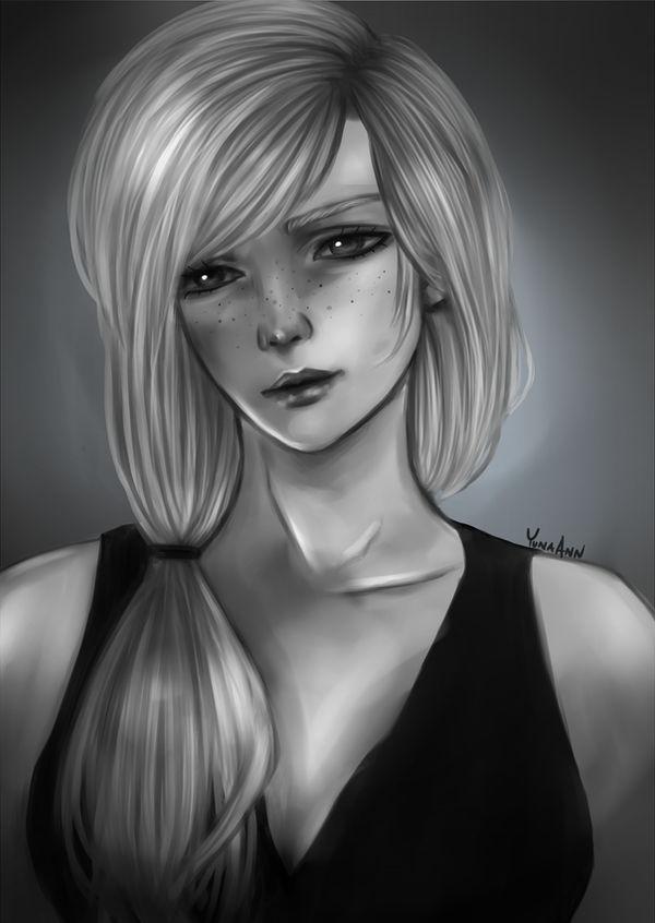 Grey by YunaAnn