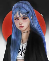 Aoi by YunaAnn