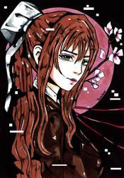 Just Monika by YunaAnn