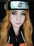 Naruto Cosplay by YunaAnn