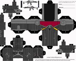 Crysis Cubeecraft by thefakehambuger