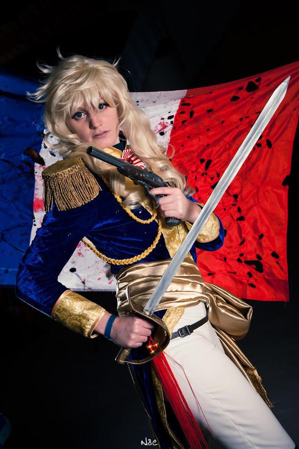 Versailles no bara - Lady Oscar II by Hime-sOph