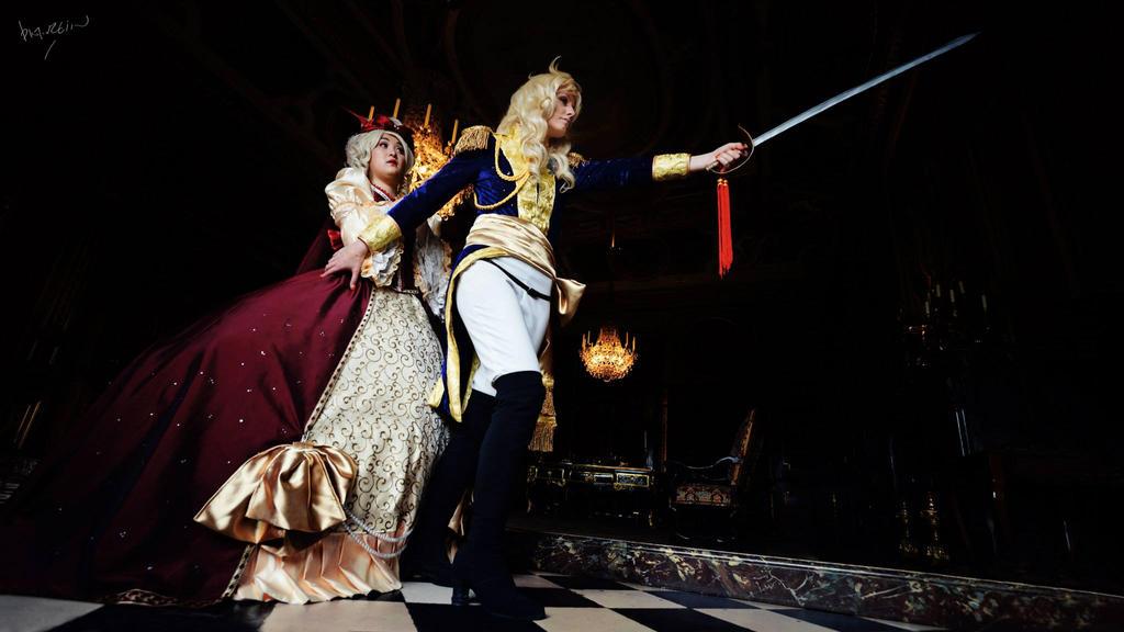 Versailles no bara - Protection