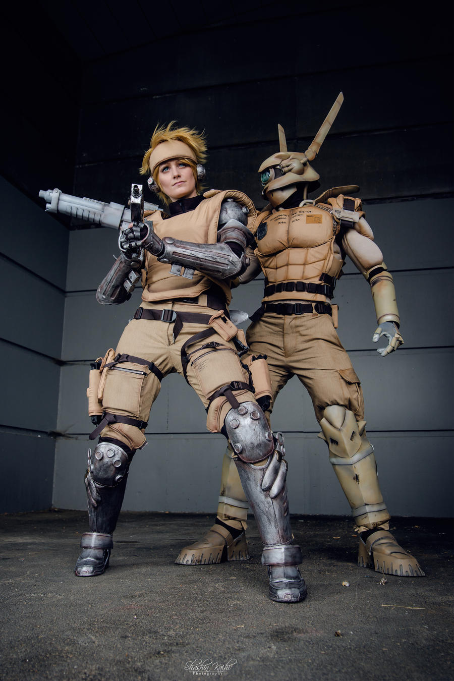 Appleseed Deunan And Briareos Iii Ecg Finale By Hime Soph On Deviantart