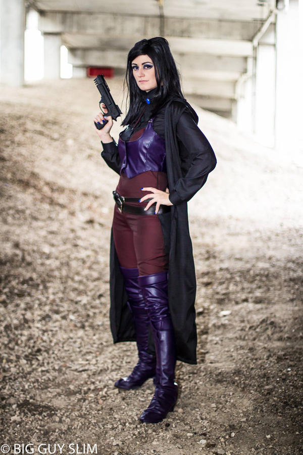 Re-L Mayer // Ergo Proxy by Hime-sOph