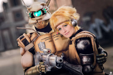 Appleseed (part II) - Protect