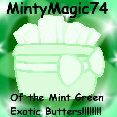 My new icon! -^^- by MintyMagic74