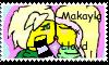 Makayla x Lloyd Stamp! by MintyMagic74