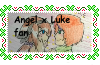 Angel x Luke fan stamp! by MintyMagic74