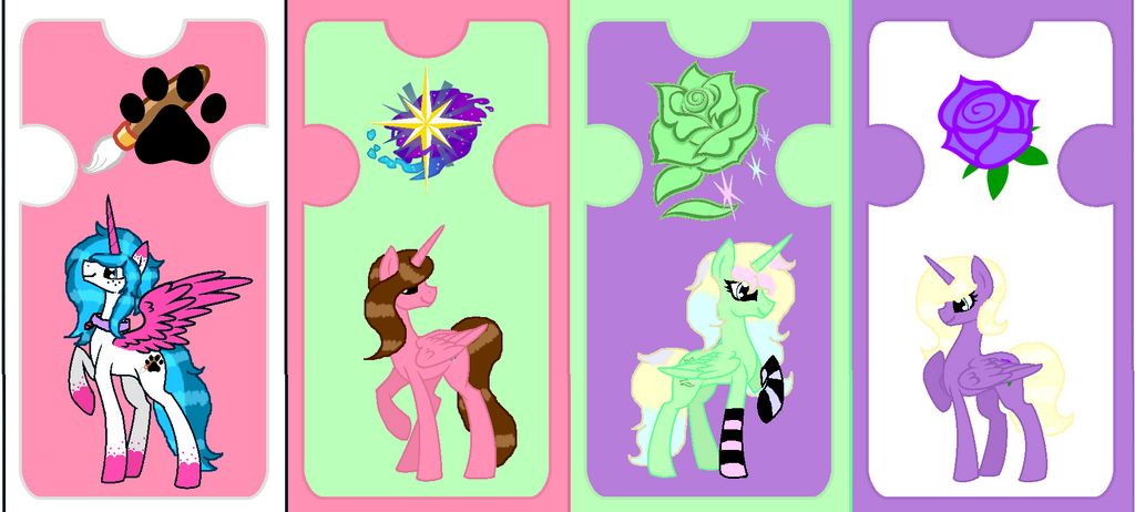 MLP Royals! ^^ by MintyMagic74