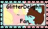 GlitterDelight fan stamp! by MintyMagic74