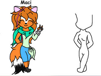 Hangout time with Maci!(Undertale collab!) (OPEN!) by MintyMagic74