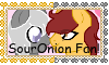 SourOnion Fan Stamp! by MintyMagic74
