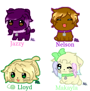Quotev Kitten Squad by MintyMagic74